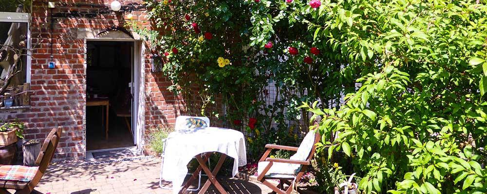 Pension Nord – Garten